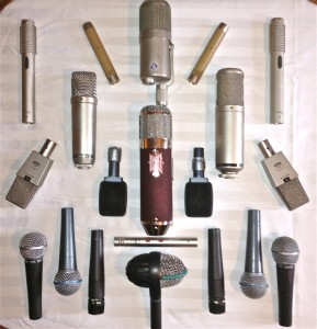 Some Of My Mic Collection